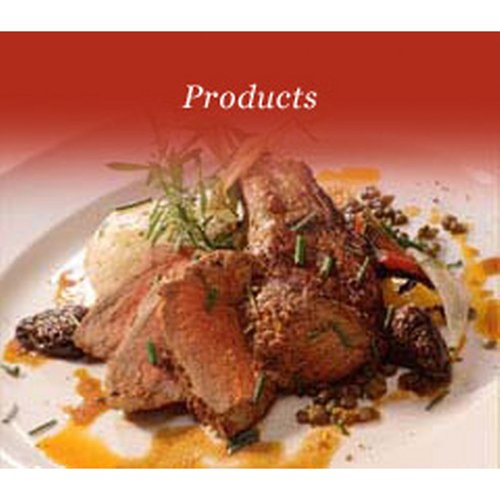 Roasted Lamb Glace Stock - 4 x16 Oz Per Case by More Than Gourmet