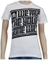 ASKING ALEXANDRIA - Youth Gone Wild - White T-shirt