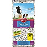 Kaytee Clean and Cozy Bedding, Lavender, 500-Cubic-Inch