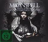 Night Eternal (Ltd. Cd+dvd) by Moonspell (2008-06-10)