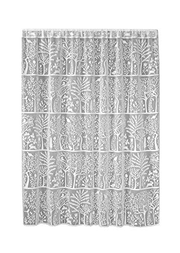 lace panels 63 inches - 3