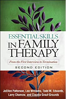 Amazon essentials of intentional interviewing counseling in a essential skills in family therapy from the first interview to termination 2nd edition fandeluxe Choice Image