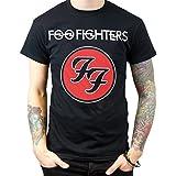 Foo Fighters Logo Men's Crew Neck Tee T-shirt
