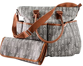 diaper bag for boys u0026 girls with matching baby changing pad by danha u2013 multi - Baby Diaper Bags