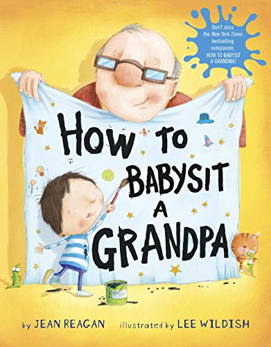 Book Cover: How to Babysit a Grandpa