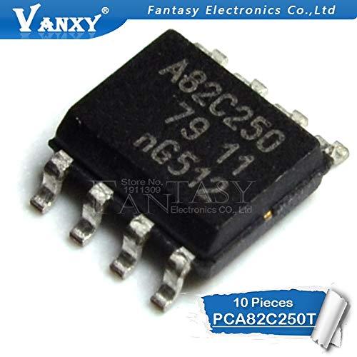 PCA82C251T  PCA82C251T-SMD  NXP  Bustreiber//Empfänger 1MBit//s  SO8  NEW 4 pcs