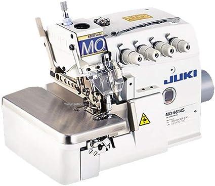 K.D table /& Servo Motor with REX LED sewing light DIY Juki Industrial 4-Thread Overlock Sewing Machine