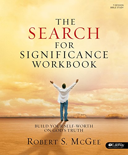 The Search for Significance - Workbook: Build Your Self-Worth on God's Truth (Sign Language Worksheets)