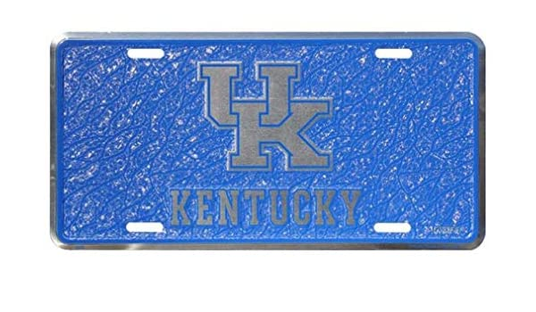 HangTime 2826 Ohio State Buckeyes Mosaic Novelty License Plate