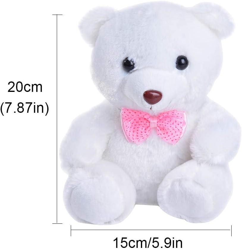 Ty Peluche Bundles lOurs Brun 20 cm Baby Ty TY32157
