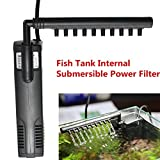 Saver SUNSUN 300L/H Aquarium Fish Tank Plastic Internal Submersible Water Filter Pump
