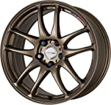 Work Wheels / Emotion CR Ultimate /17×9.0j / 5H-114.3 / INSET +38 or +28 or +17 / Matte Bronze (AHG)
