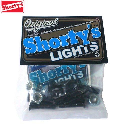散文として相続人SHORTYS HARDWARE ショーティーズ ビス Lights Hardware7/8インチ プラス No02