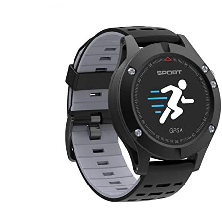 HCWF GPS Reloj Inteligente Altímetro Barómetro Termómetro ...