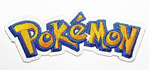 Aquaman Costume Australia (Pokemon patch Jacket T- shirt Patch Sew Iron on Embroidered Badge Sign Costum)