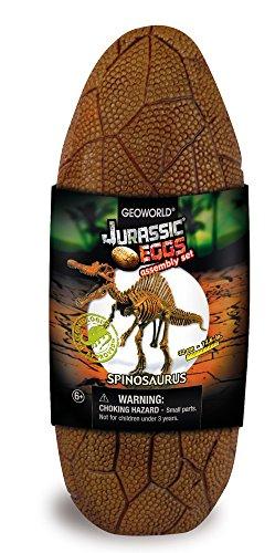 Geoworld - CL196K - jurassic eggs - spinosaurus