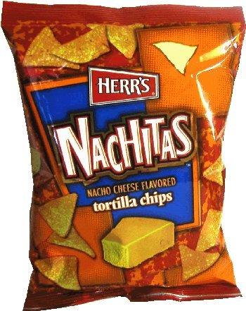 Herr's Nacho Cheese 1 Oz (Pack of 36)