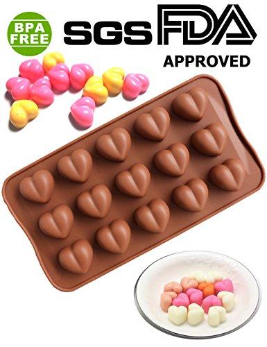Heart Shape Chocolate - 8