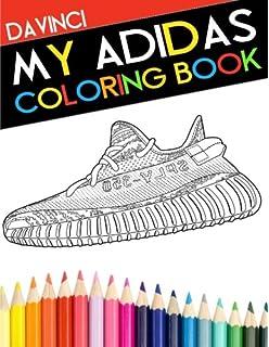 The Sneaker Coloring Book: Daniel Jarosch: Amazon.com: Books