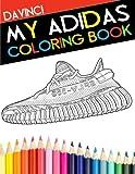 My Adidas Coloring Book