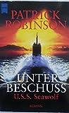 img - for Unter Beschuss. USS Seawolf. book / textbook / text book