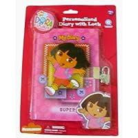Dora The Explorer Diary - Dora Diary Diary w /Lock