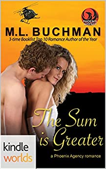 The Phoenix Agency: The Sum Is Greater (Kindle Worlds Novella) by [Buchman, M. L.]