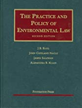 Ruhl, Nagle, Salzman, and Klass' The Practice and Policy of Environmental Law, 2d (University Casebook Series) (English and English Edition) (Hardcover)