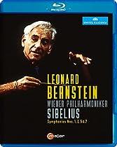 Leonard Bernstein conducts Sibelius [Blu-ray]  Directed by Humphrey Burton