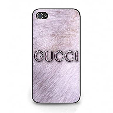 12c0a4a6ecfb Special Wallpaper Gucci Phone Case Cover For Iphone 4 4S Gucci Cool Design   Amazon.co.uk  Electronics