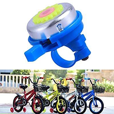 LIOOBO 1PC Useful Pratical Fashion Bike Bell Bike Horn Handlebar Bicycle Bell Bicycle Supplies Children Bicycle Bells : Sports & Outdoors