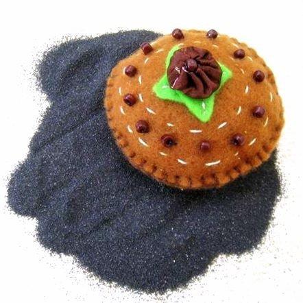 Emery Sand Powder to Fill Pin Cushions