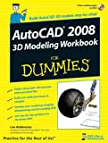 AutoCAD 2008 3D Modeling Workbook for Dummies, Lee Ambrosius, 0470097639