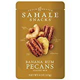 Cheap Sahale Snacks Pecans Glazed Mix Gluten-Free Snack, Banana Rum, 6 Count