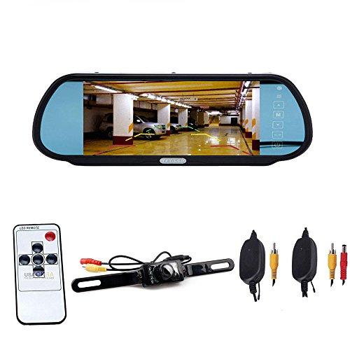 car rear view mirror 16