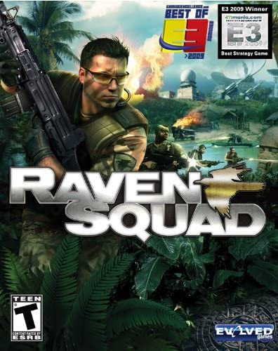 Amazon com: Raven Squad: Hidden Dagger [Download]: Video Games
