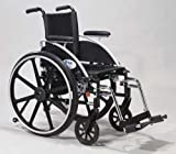 Drive Medical (a) Wheelchair Ltwt K3-K4 (Pr) Swing-Away Det. Footrests Only