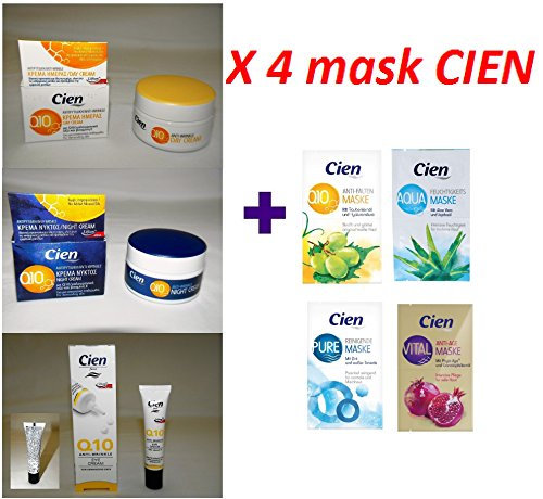 original-cien-q10-anti-wrinkle-day-night-face-and-eye-contour-cream-from-lidl-4-x-mask-cien-q10-vita