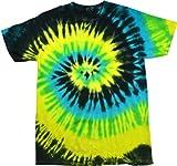 Colortone Tie Dye T-Shirt 3X Tropical Breeze