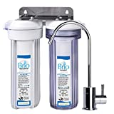 Magic Mountain Water Products Presents the Brio Two Stage Under-Sink Filter w/ Faucet