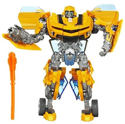 Buy Transformers Movie 2 Deluxe Figure Bumblebee Online At Low