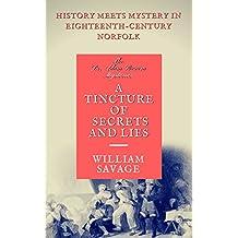 A Tincture of Secrets and Lies (The Dr Adam Bascom Mysteries Book 4)