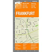 Frankfurt. City Map