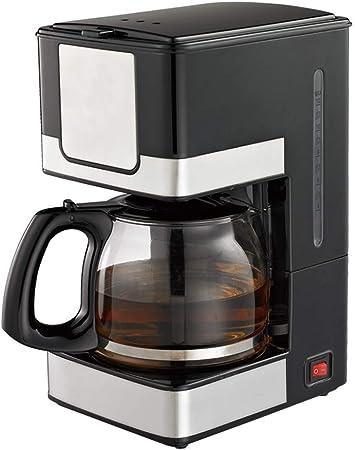 Cafetera, Mini Cafetera Espresso, Cafetera Transparente, Diseño De Conservación del Calor, Filtro De Café para El Hogar Y La Oficina: Amazon.es: Hogar