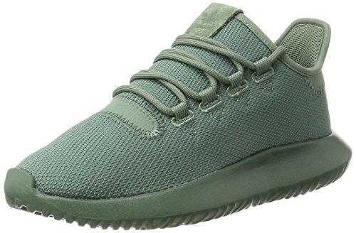 Adidas Unisex Green Kinder Yellow Tubular Sneaker Mehrfarbig trace Green Shadow tactile trace ArzxAqw