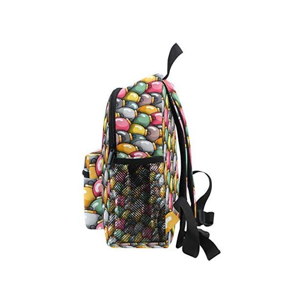 Natale Kid Zaino Scuola Bookbag Bambini Viaggio Daypack Ragazza Ragazzo 3-8 Anni Bambino Prescolare 4 spesavip