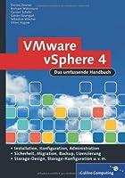 VMware vSphere 4 Das umfassende Handbuch: Das Administrationshandbuch Front Cover