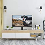 PERLESMITH Universal TV Stand - Table Top TV