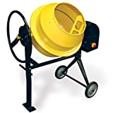 Pro-Series CME35 Electric Cement Mixer, 3.5 Cubic