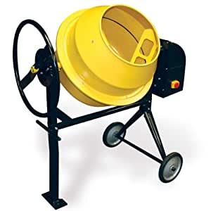 Amazon Com Pro Series Cme35 Electric Cement Mixer 3 5